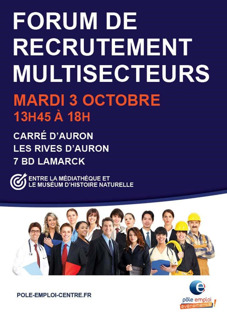 recrutement multi
